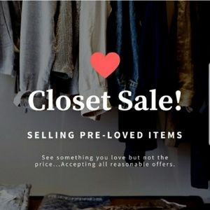 Other - Dress, skirts, tops, pants, shoes, scarves
